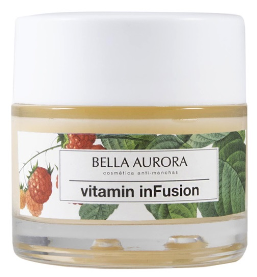 BELLA AURORA VITAMIN INFUSION TRATAMIENTO MULTIVITAMINICO ANTIEDAD P/NORMAL-SECA 50 ML