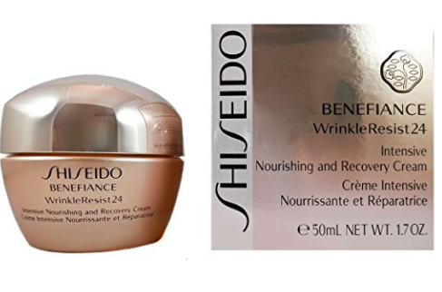 SHISEIDO BENEFIANCE WR 24 INTENSIVE NOURISHING AND RECOVERY CREAM 50ML