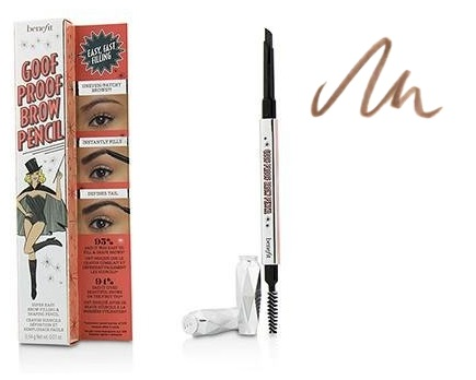 BENEFIT GOOF PROOF BROW PENCIL 03 MEDIUM