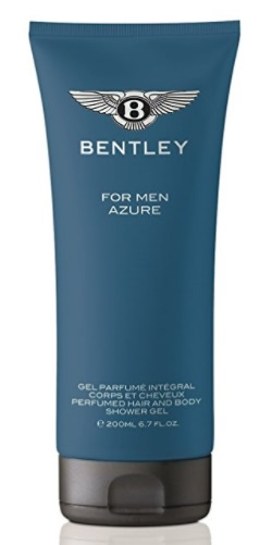 BENTLEY FOR MEN AZURE HAIR & BODY SHAMPOO 200ML
