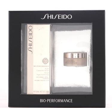 SHISEIDO BIO PERFORMANCE SUPER CORRECTIVE SERUM 30 ML + ADV.SUPER REV.CREAM 18 ML SET REGALO