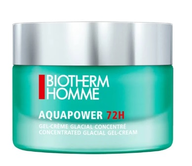 BIOTHERM HOMME AQUAPOWER 72 GEL-CREME GLACIAL 50 ML