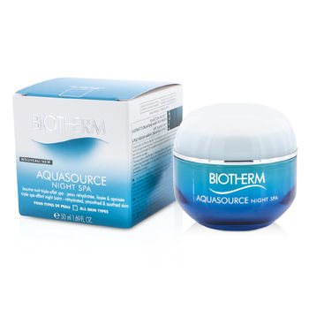 BIOTHERM AQUASOURCE NIGHT CREAM 50 ML