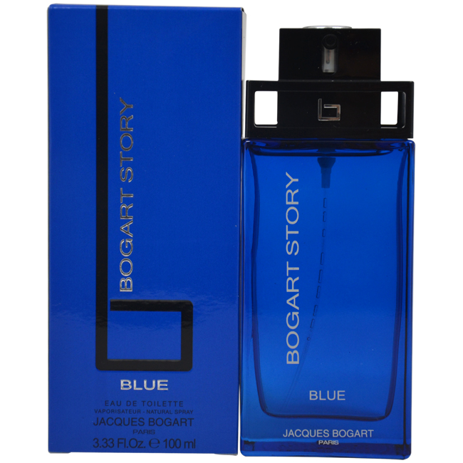 JACQUES BOGART STORY BLUE EDT 100 ML