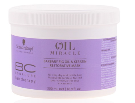 BONACURE OIL MIRACLE BARBARY FIG OIL MASK 500ML