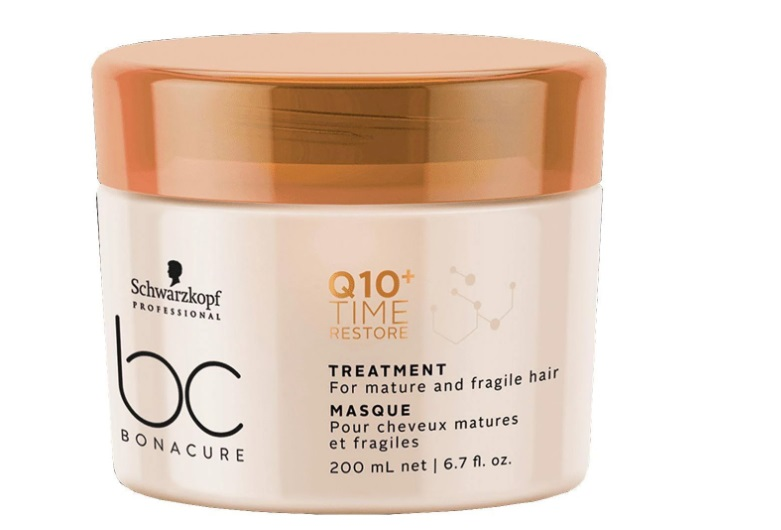 BONACURE Q10 TIME RESTORE MASCARILLA 200 ML
