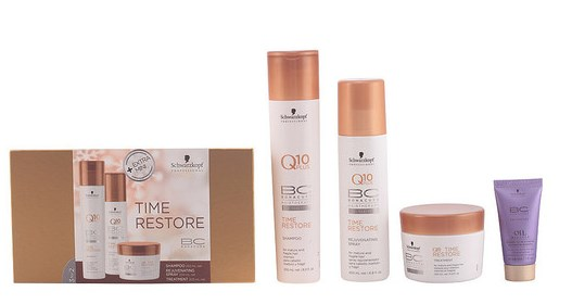 BONACURE Q10 (SHAMPOO 250 ML + ACOND. 200 ML + SPRAY REJUVENECEDOR 200 ML) SET