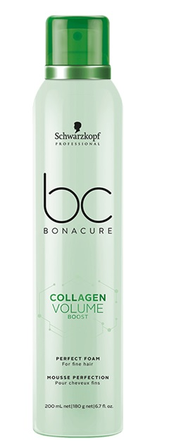 BONACURE COLLAGEN VOLUME BOOST PERFECT FOAM ESPUMA CABELLO 200ML