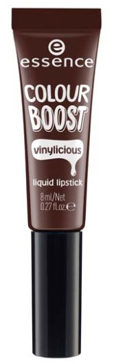 ESSENCE BARRA DE LABIOS LIQUIDA COLOUR BOOST VINYLICIOUS 10I\'M DARK I\'M BACK 8ML