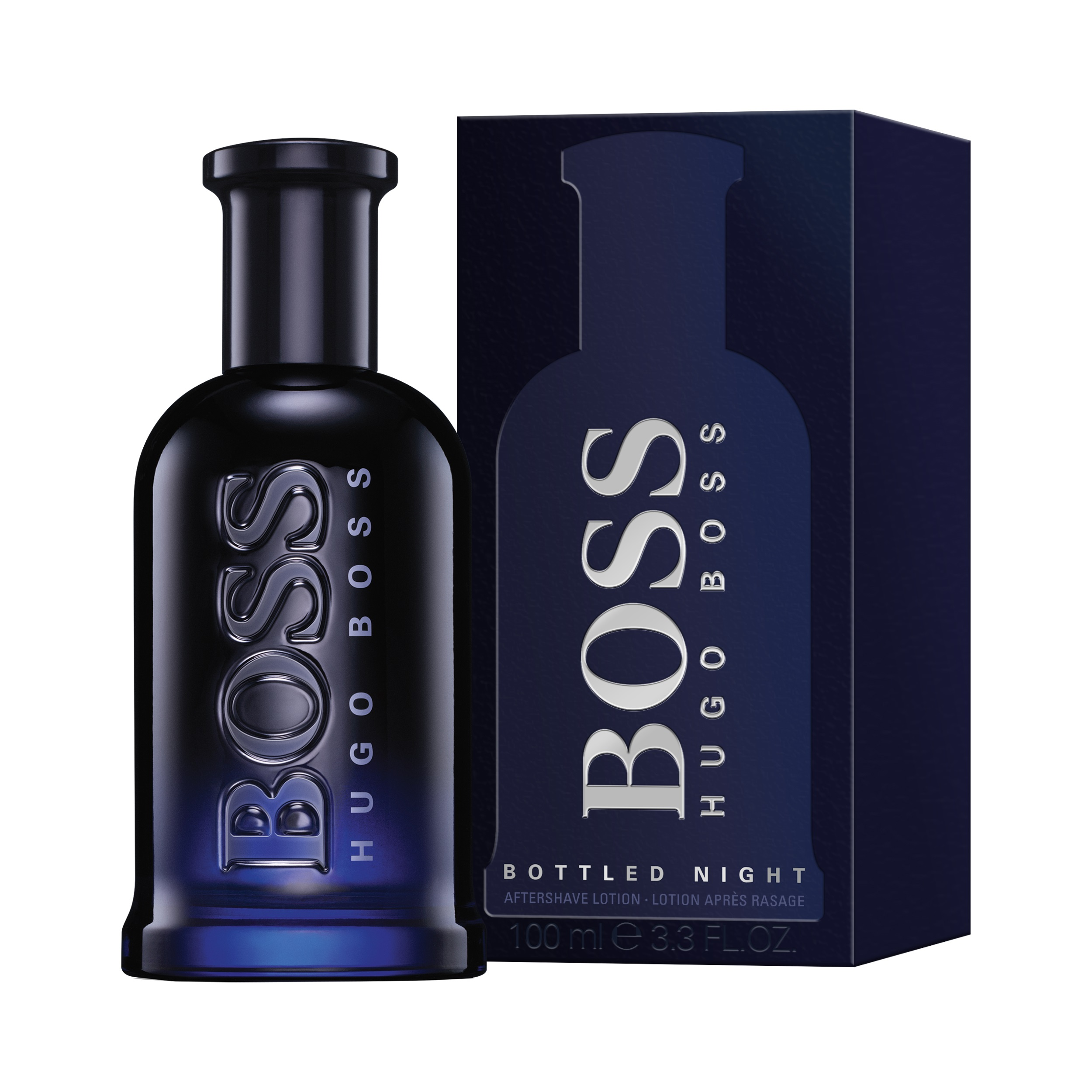 HUGO BOSS BOSS BOTTLED NIGHT AFTER SHAVE LOTION 100 ML