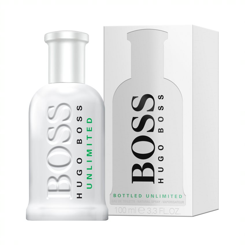 BOSS BOTTLED UNLIMITED EDT 100 ML VP.