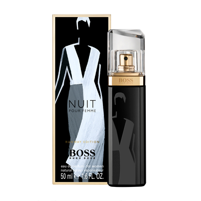 HUGO BOSS BOSS NUIT RUNWAY EDP 75  ML EDICION LIMITADA