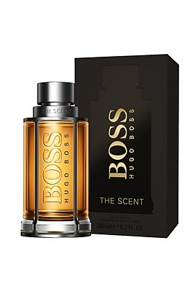 BOSS THE SCENT EDT 200 ML VP.