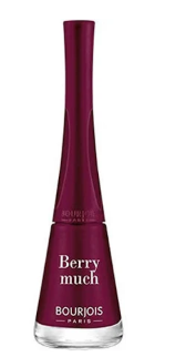 BOURJOIS 1 SECONDE ESMALTE DE UÑAS 07 BERRY MUCH