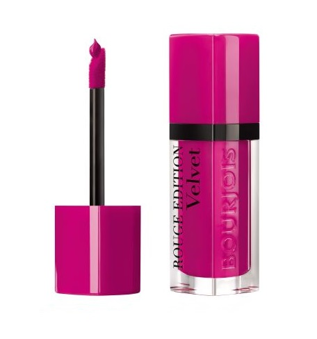 BOURJOIS ROUGE EDITION  VELVET BARRA DE LABIOS 005 OLE FLAMINGO 7.7ML