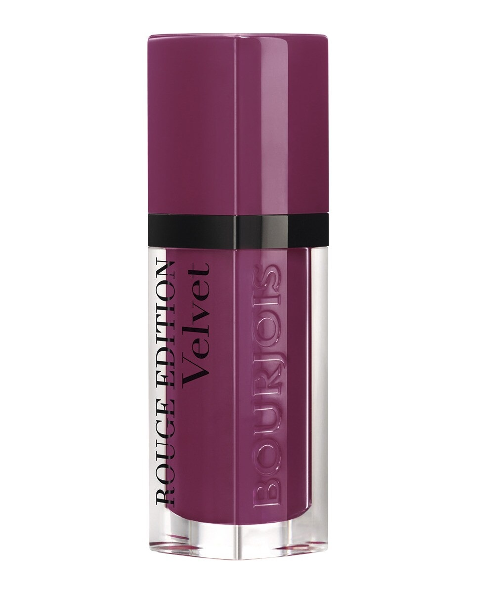 BOURJOIS ROUGE EDITION  VELVET BARRA DE LABIOS 014 PLUM GIRL 7.7ML