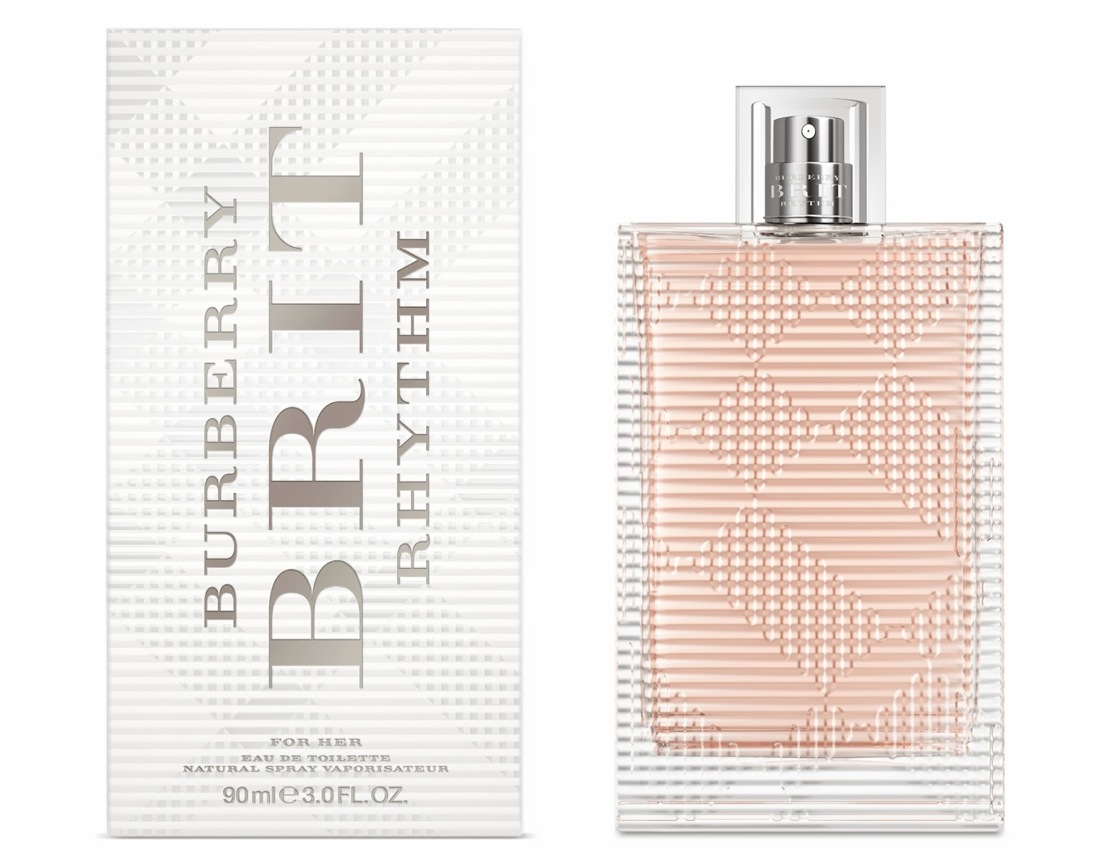 BURBERRY BRIT RHYTHM WOMAN EDT 90 ML