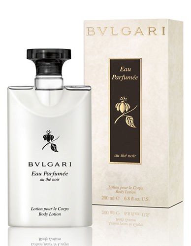 BVLGARI EAU PARFUMÉE AU THE NOIR SHOWER GEL 200 ML