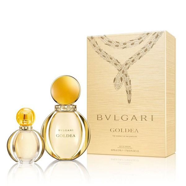 BVLGARI GOLDEA FEMME EDP 50 ML + EDP 15 ML SET REGALO