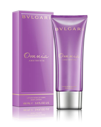 BVLGARI OMNIA AMETHYSTE BODY LOTION 100 ML