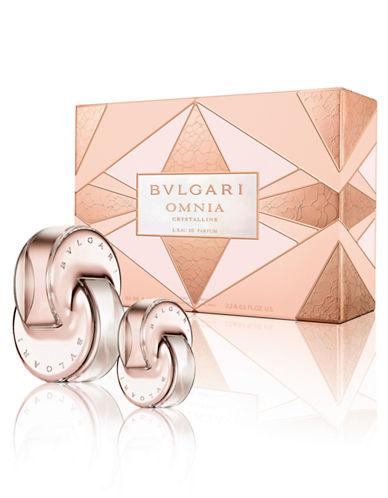 BVLGARI OMNIA CRYSTALLINE EDP 65 ML + EDP 15 ML SET REGALO