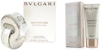 BVLGARI OMNIA CRYSTALLINE EDT 65 ML + BODY LOTION 100 ML PACK