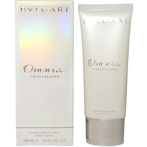 BVLGARI OMNIA CRYSTALLINE BODY LOTION 100 ML
