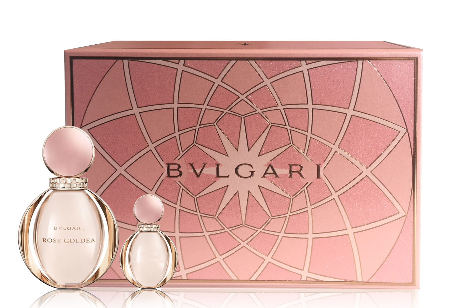 8587553c5ec Bvlgari Goldea rose eau de parfum 50 ml vapo + eau de parfum 15ml