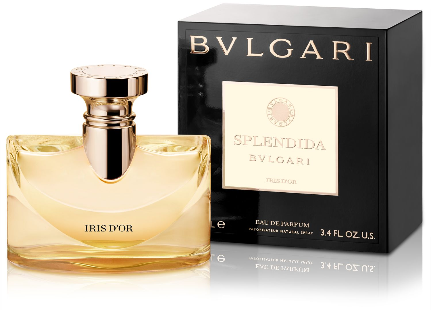 BVLGARI SPLENDIDA IRIS D´OR EDP 100 ML