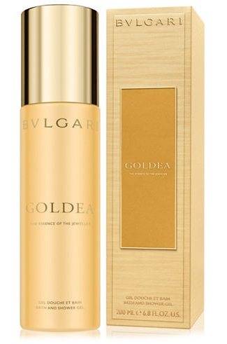 BVLGARI GOLDEA GEL DE DUCHA 200 ML