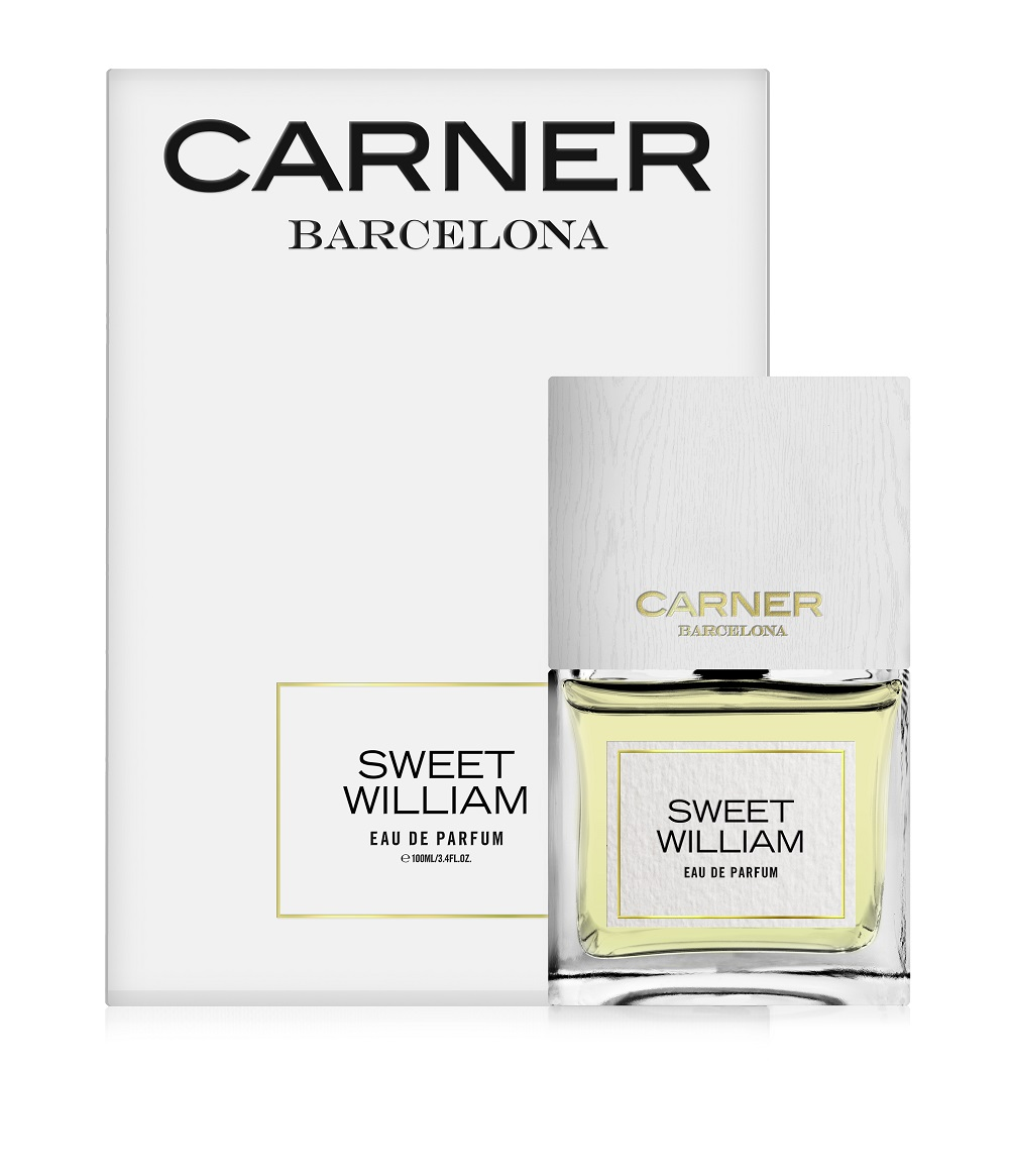 CARNER BARCELONA SWEET WILLIAM EDP 100 ML