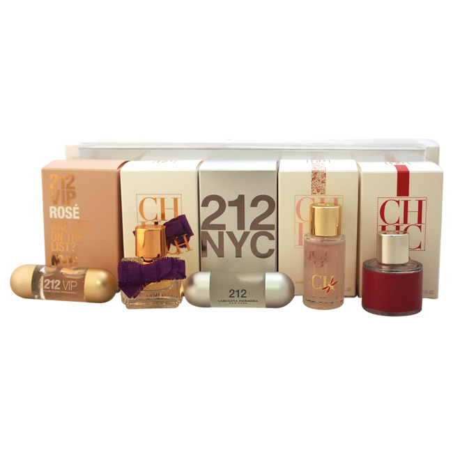 kit perfume carolina herrera