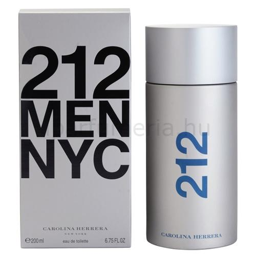 CAROLINA HERRERA 212 MEN EDT 200 M VP.