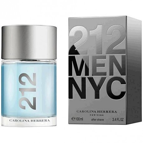 CAROLINA HERRERA 212 MEN AFTER SHAVE LOTION 100 ML