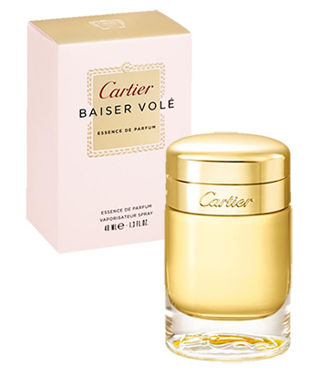 cartier baiser vole essence de parfum 40 ml vapo. Black Bedroom Furniture Sets. Home Design Ideas