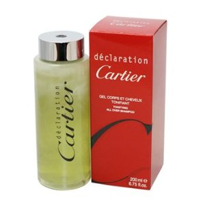 CARTIER DECLARATION ALL OVER GEL-SHAMPOO 200 ML