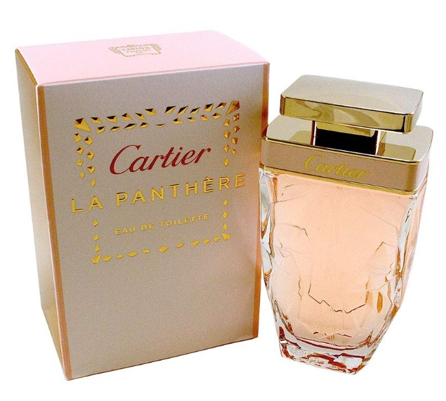 CARTIER LA PANTHERE EDT 75ML VAPORIZADOR