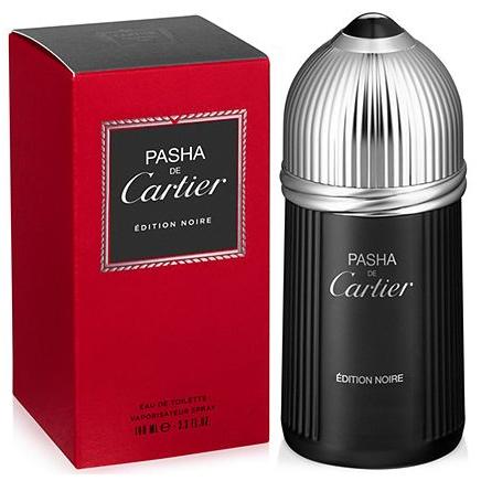 CARTIER PASHA NOIRE EDITION EDT 100 ML