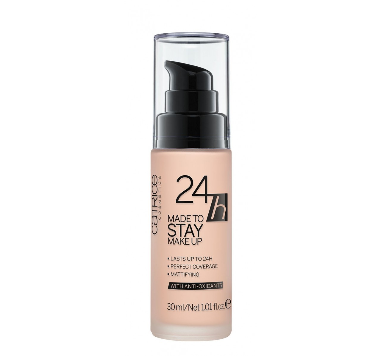 CATRICE 24 H MADE TO STAY MAQUILLAJE 05 IVORY BEIGE 30 ML