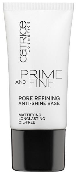 CATRICE BASE REDUCTORA DE POROS Y ANTIBRILLOS PRIME AND FINE 30ML