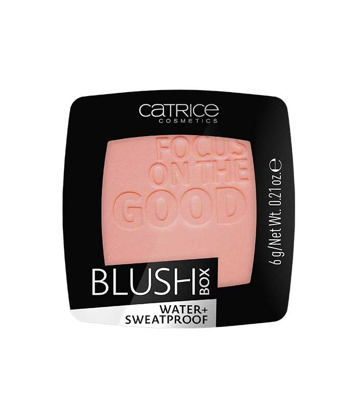 CATRICE BLUSH BOX COLORETE 025 NUDE PEACH