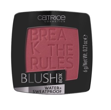 CATRICE BLUSH BOX COLORETE 050 BURGUNDY