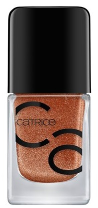 CATRICE ICO NAILS GEL LACQUER NAIL POLISH 49 LET\'S GET READY FOR BRONZE