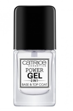 CATRICE GEL BASE 2&1 BASE&TOP COAT
