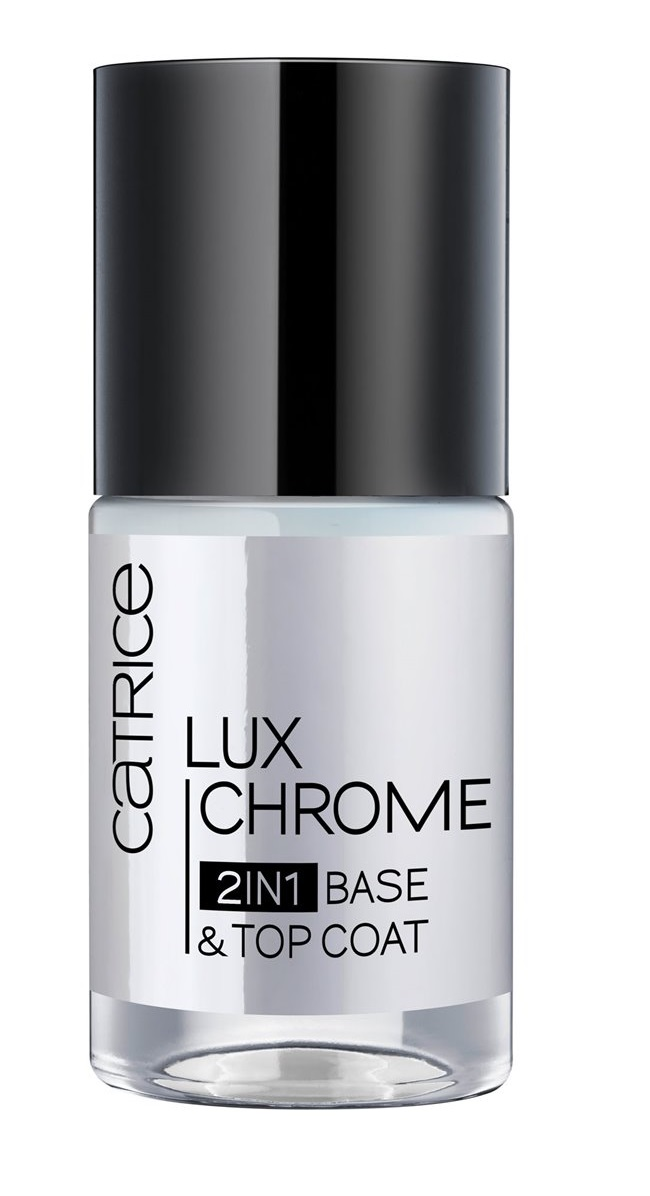 CATRICE LUXCHROME 2EN1 BASE & TOP COAT