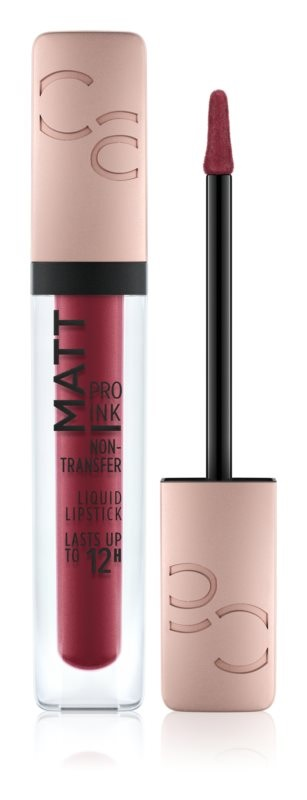 CATRICE MATT PRO INK LABIAL LÍQUIDO NO TRANSFER 100 COURAGE CODE 5 ML