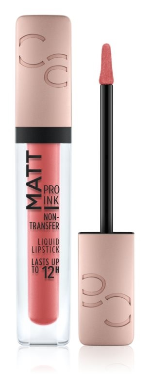 CATRICE MATT PRO INK LABIAL LÍQUIDO NO TRANSFER 040 BRAVENESS WINS 5 ML