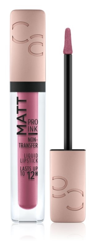 CATRICE MATT PRO INK LABIAL LÍQUIDO NO TRANSFER 060 I CHOOSE PASSION 5 ML