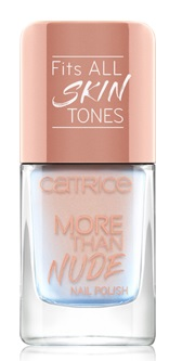 CATRICE MORE THAN NUDE ESMALTE UÑAS 02