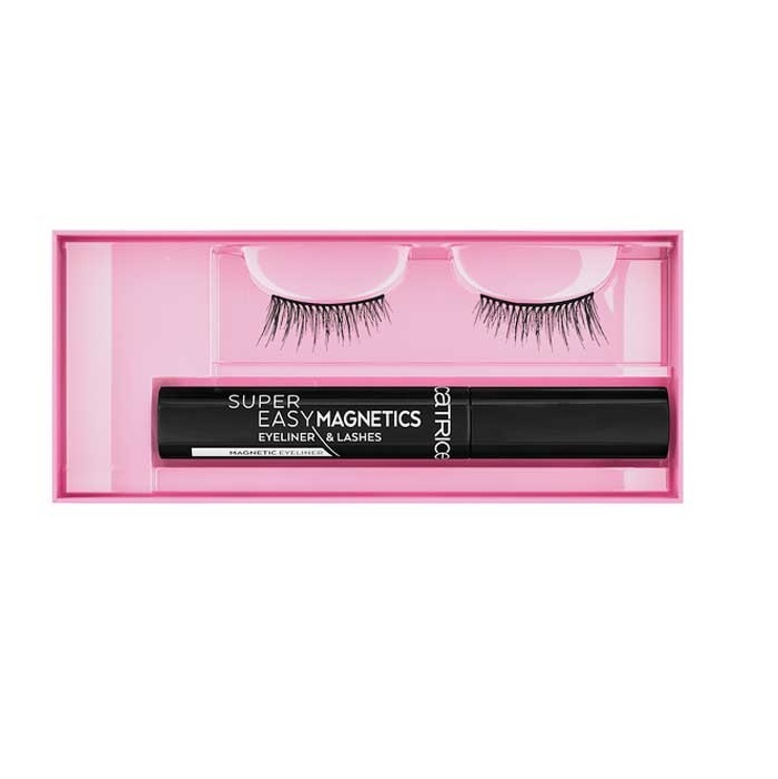 CATRICE SUPER EASY PESTAÑAS POSTIZAS CON EYELINER 020 EXTREME ATTRACTION